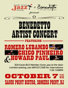 SJJS-Benedetto-Concert
