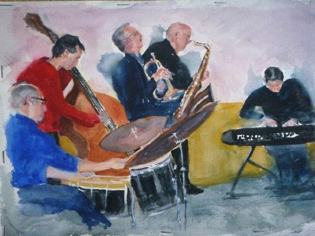 South Jersey Jazz Society Artist Compilation CD