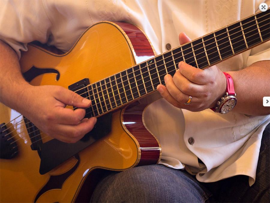 Benedetto Guitar Artists—Jimmy Bruno, Andreas Varady & Howard Paul