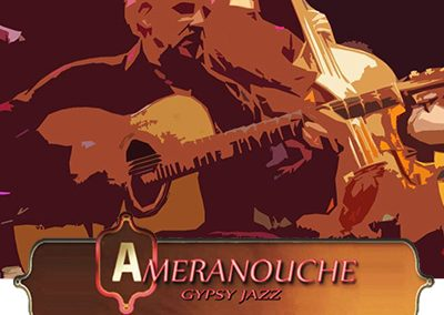 Ameranouche Gypsy Jazz duo